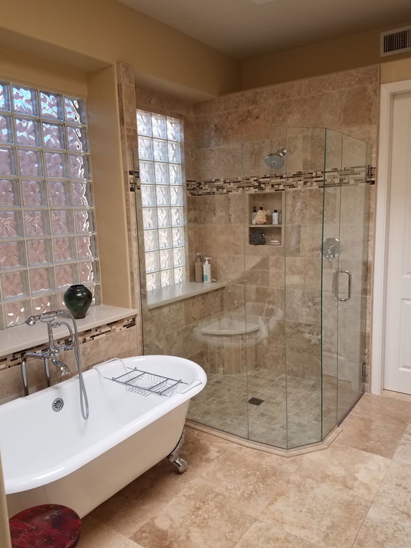 Bath Remodel in Glendale, Peoria, Phoenix, Scottsdale, and Surprise, AZ