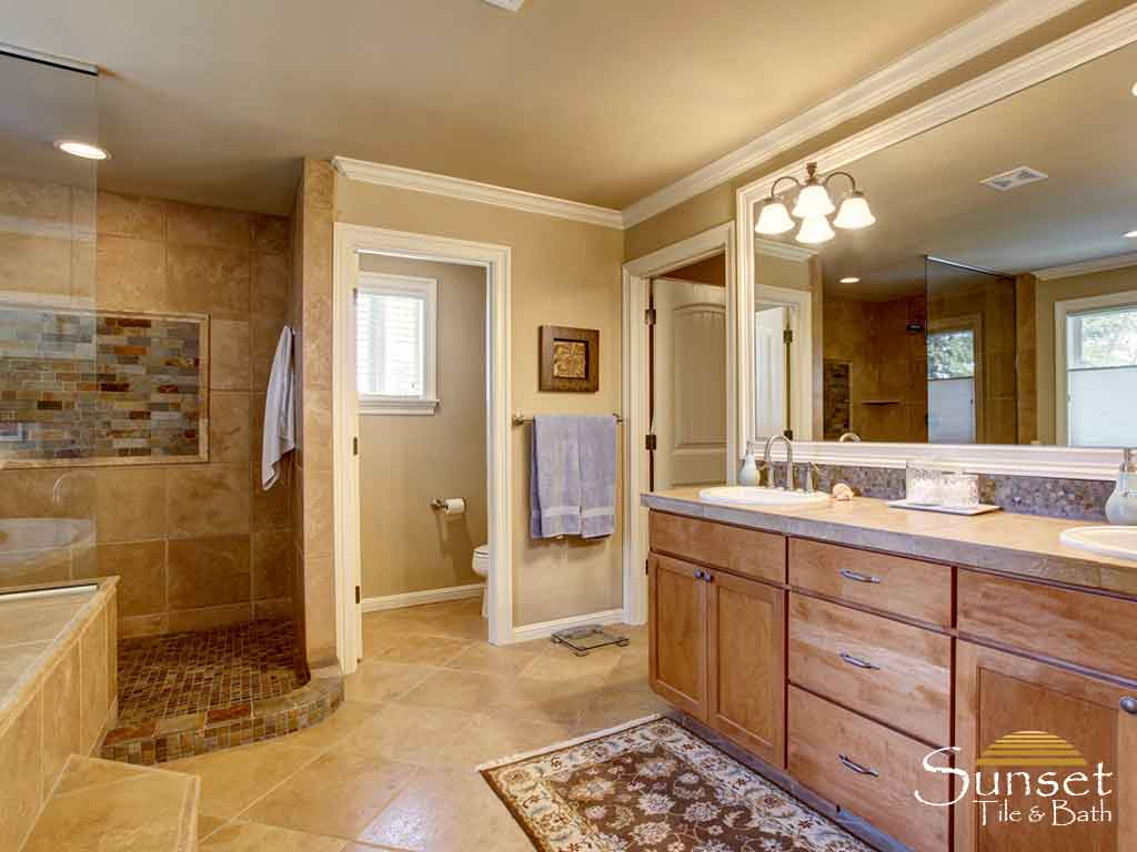Top Reasons Why People Renovate Their Bathrooms Sunset Tile Bath