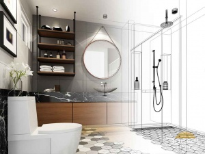 Custom Bathroom in Surprise, AZ, Phoenix, Scottsdale