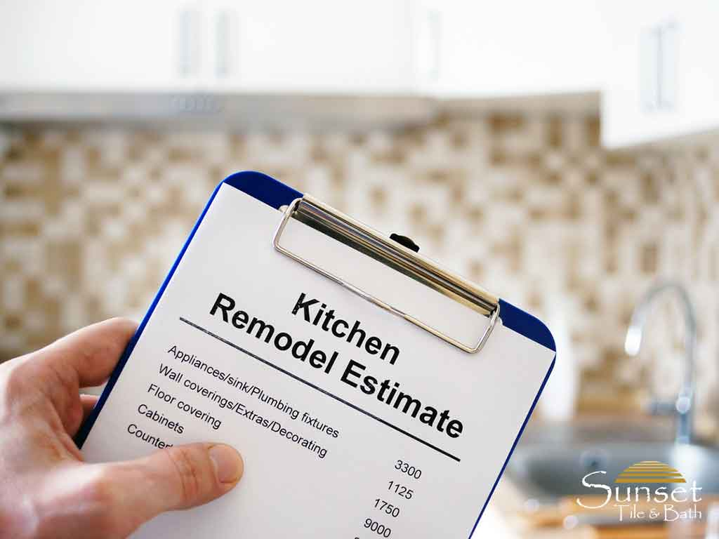 The First-Time Kitchen Remodeler's Guide to Budget-Planning